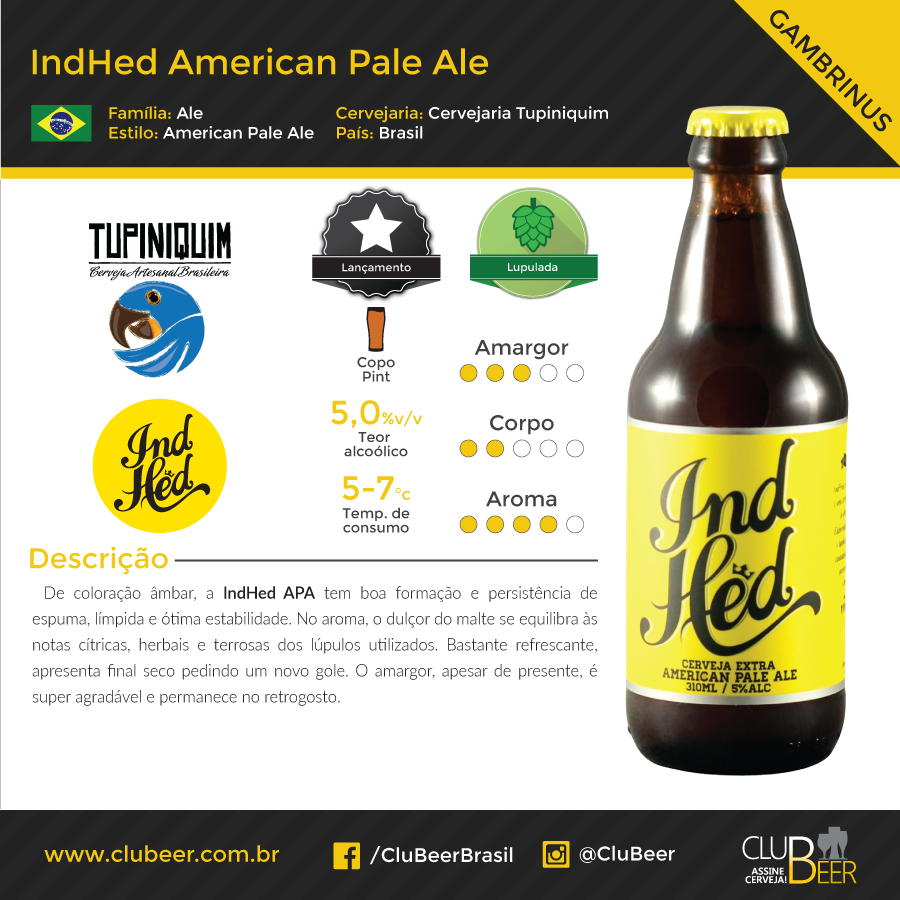 IndHed American Pale Ale