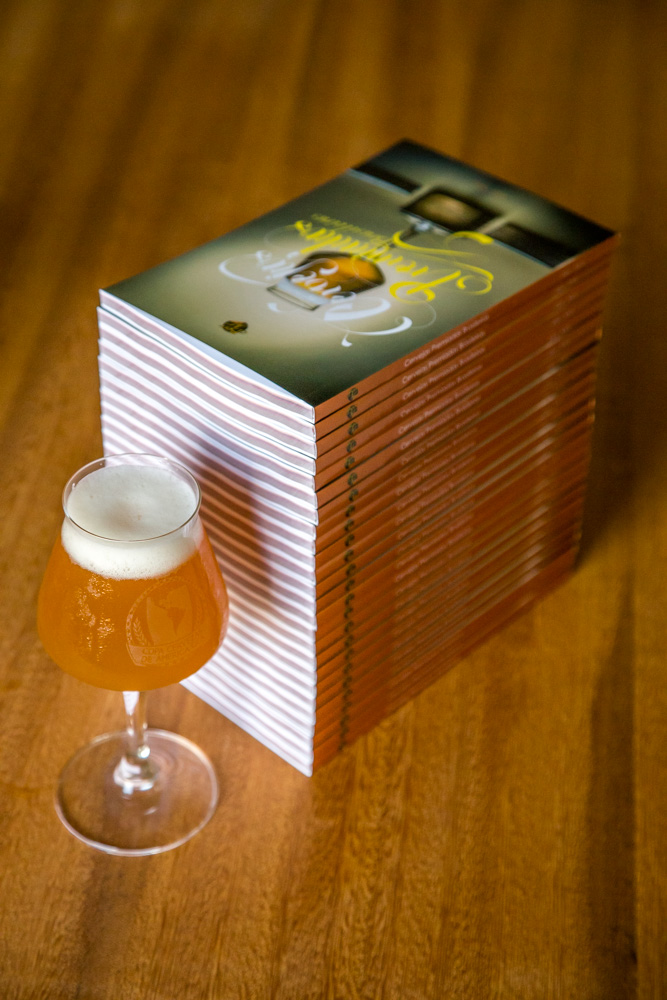 Livro das Cervejas Premiadas Brasileiras