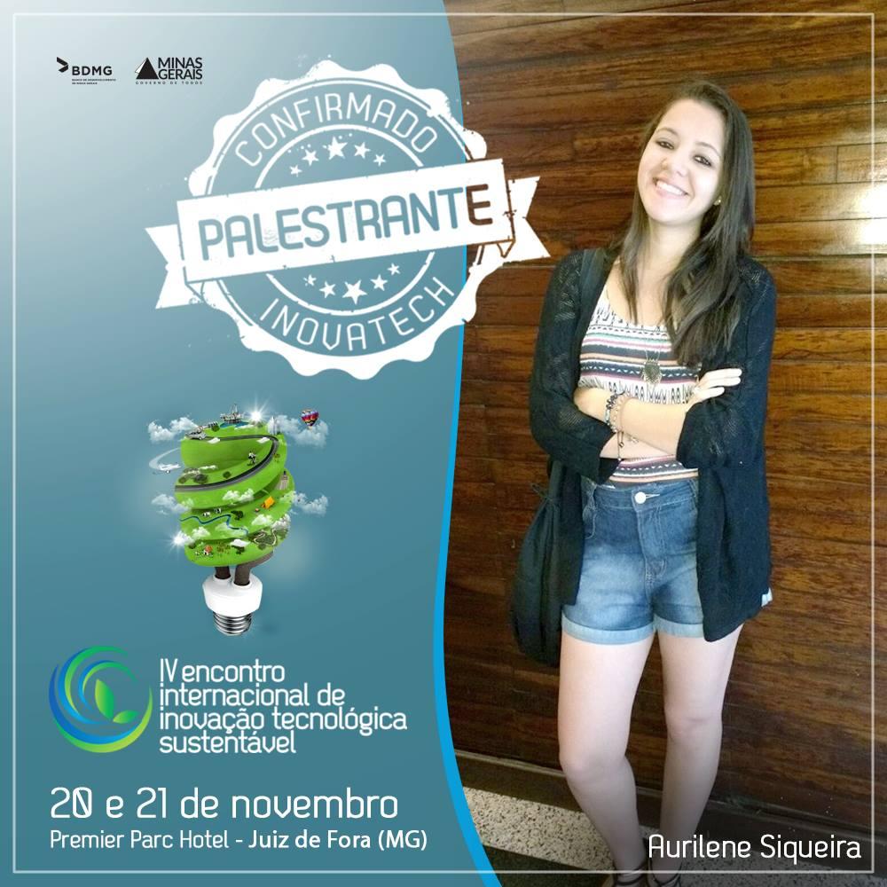 Apresentação cabe à estudante Aurilene Siqueira, que com três colegas desenvolveu a pesquisa na Ufam (Foto: Divulgação)