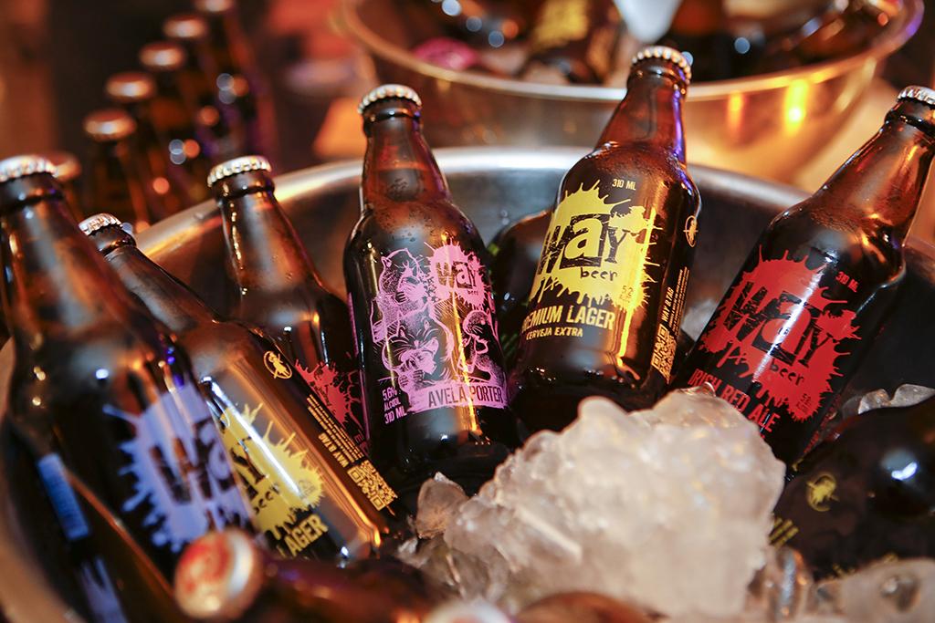 Em 2016, a cervejaria paranaense pretende enviar quase um container por mês para os EUA (Foto: Divulgação)