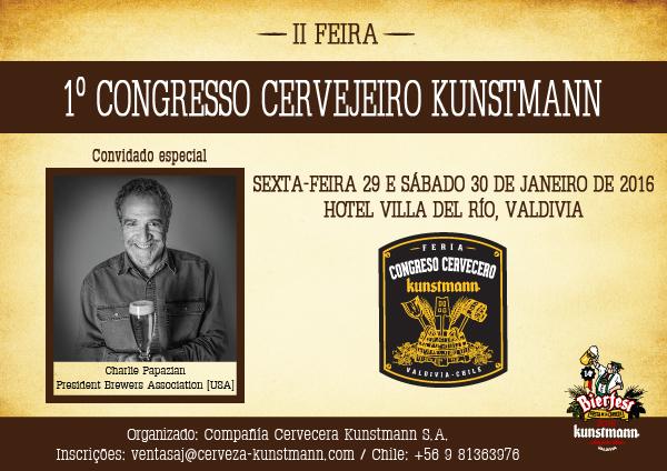Evento ocorre em paralelo ao Bierfest Kunstmann, na cidade de Valdivia, em 29 e 30 de janeiro (Foto: Divulgação)
