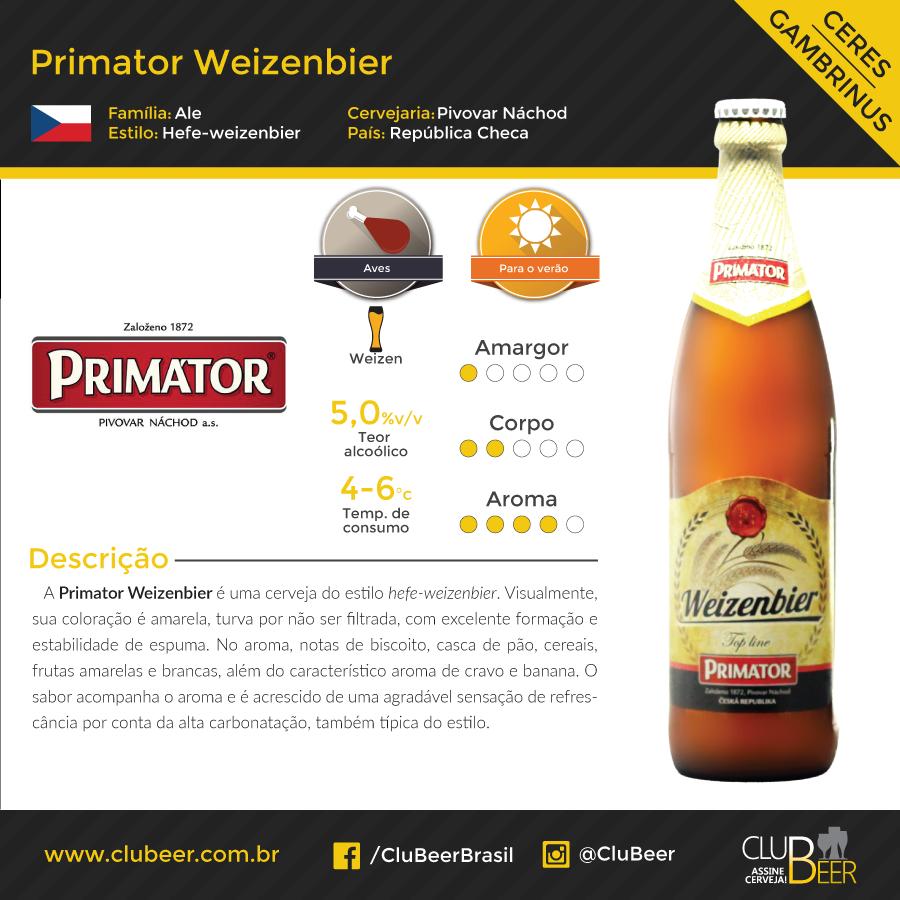 Primator-Weizenbier