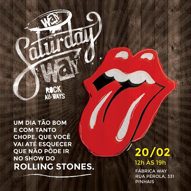 Saturday-Way