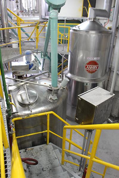Por dentro da fábrica da cervejaria Ashby (Foto: Divulgação)