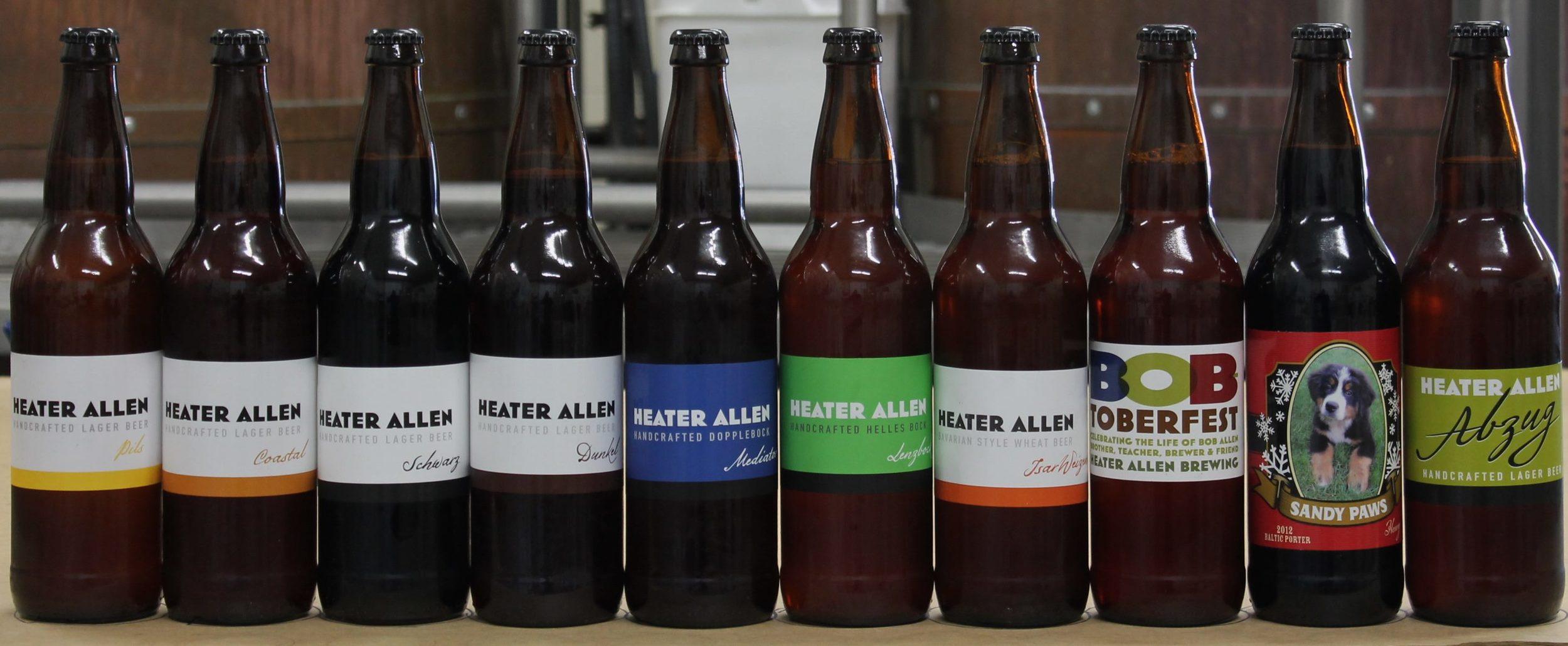 Cervejaria em McMinnville, no Oregon, privilegia as Lagers de origem alemã (Foto: Divulgação)