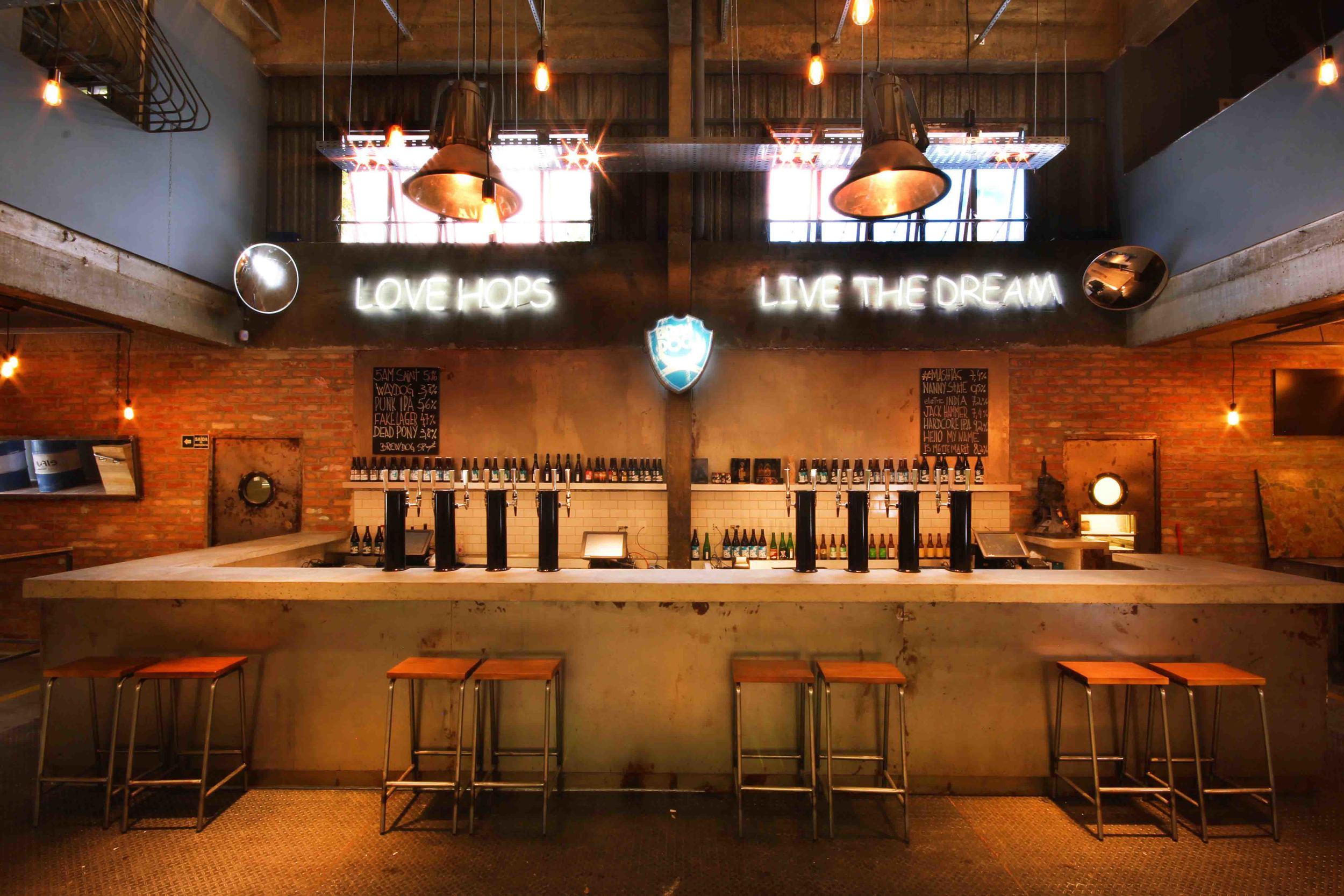 Eventos no bar paulistano representante da cervejaria escocesa ocorrem na terça, 24, e na quarta, 25 (Foto: Divulgação)