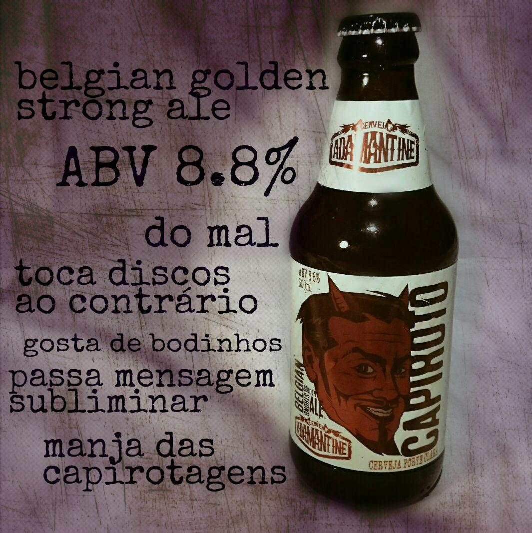 A Capiroto é produzida na fábrica da Cervejaria Küd, em Nova Lima/MG (Foto: Divulgação)