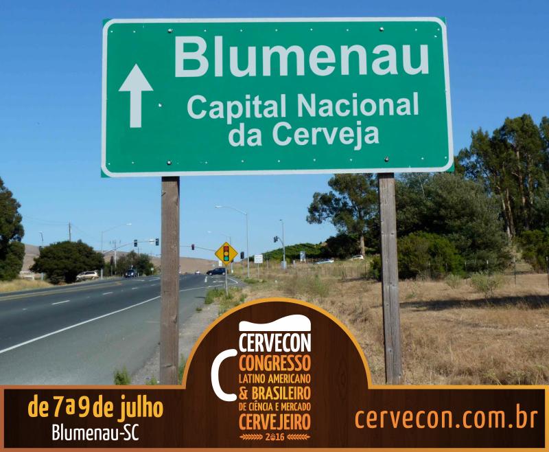Evento se realiza na cidade do Festival Brasileiro da Cerveja (Foto: Divulgação)