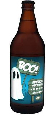 Antigo rótulo da Boo! (Foto: Divulgação)