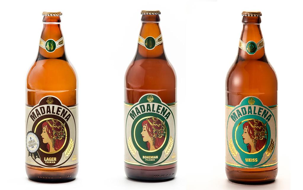 Cervejas incluídas na promoção são dos estilos Lager Premium, Bohemian Pilsner e Weiss (Foto: Divulgação)