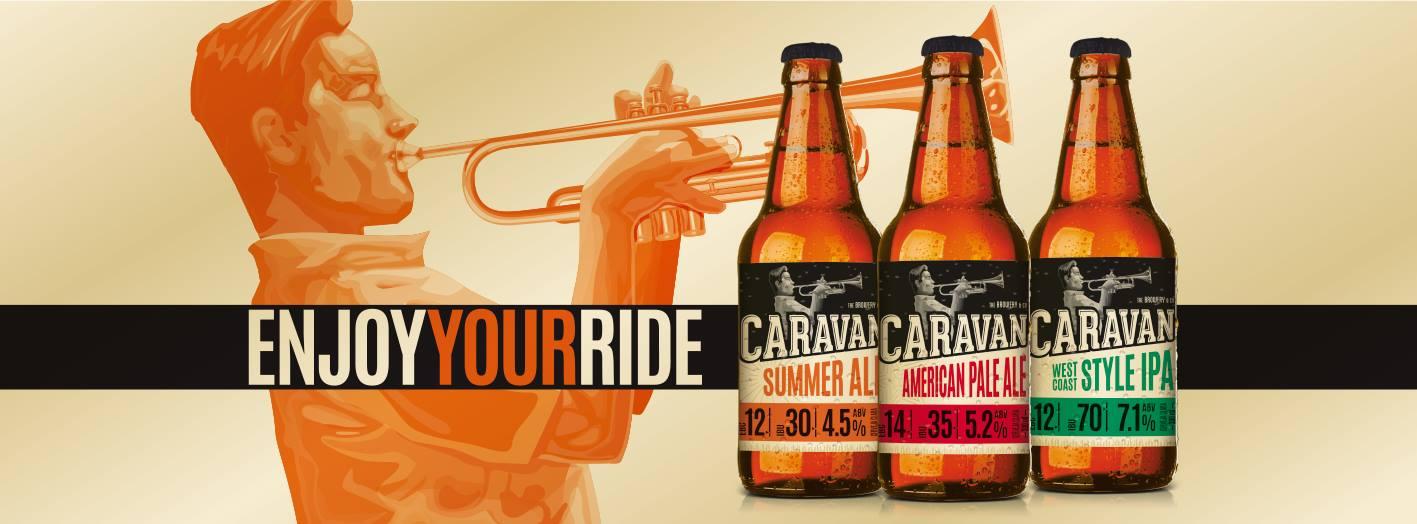 Caravan-Beer