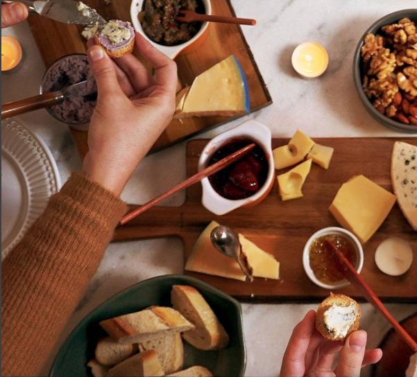 Quem estiver no evento poderá, além de degustar os queijos, participar de uma palestra focada em harmonização (Foto: Divulgação)