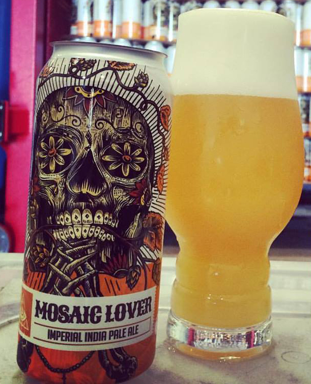 Mosaico Lover é lançada em lata (Foto: Divulgação)