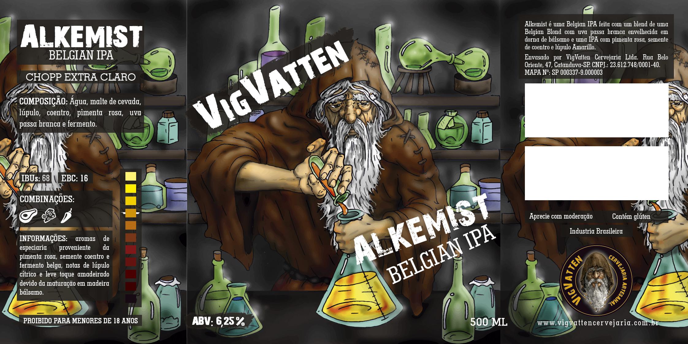 VigVatten-Alkemist