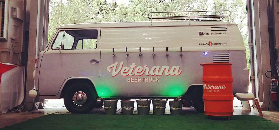 Veterana-Beertruck