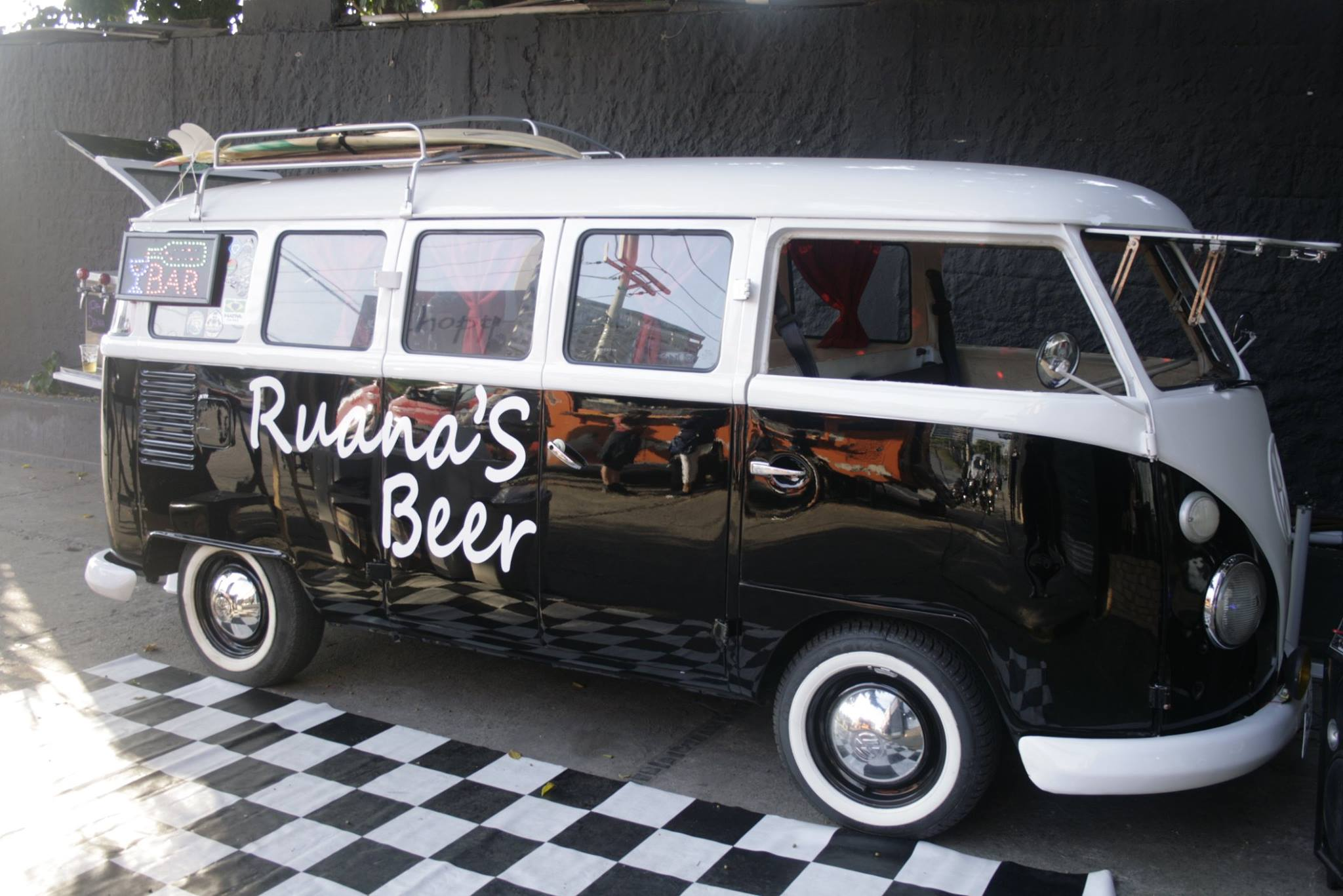 Ruanas-Beer