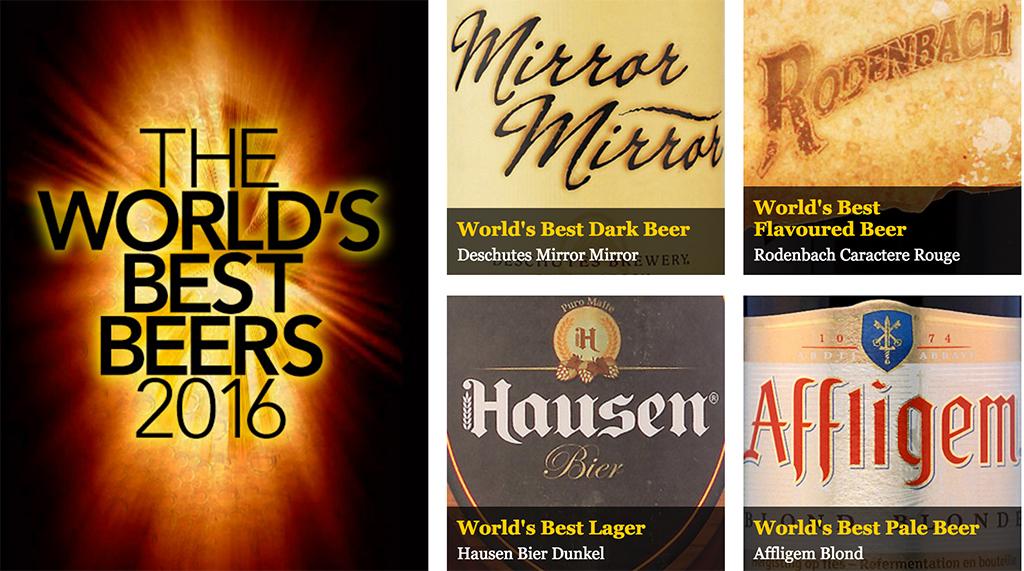 Uma das melhores cervejas do mundo éproduzida por microcervejaria no interior de São Paulo (Foto: Reprodução)