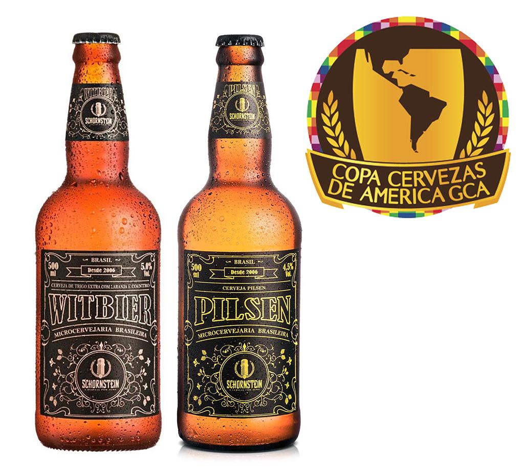 Cervejas da marca catarinense se destacaram entre as mais de mil inscritas no concurso continental (Foto: Divulgação)
