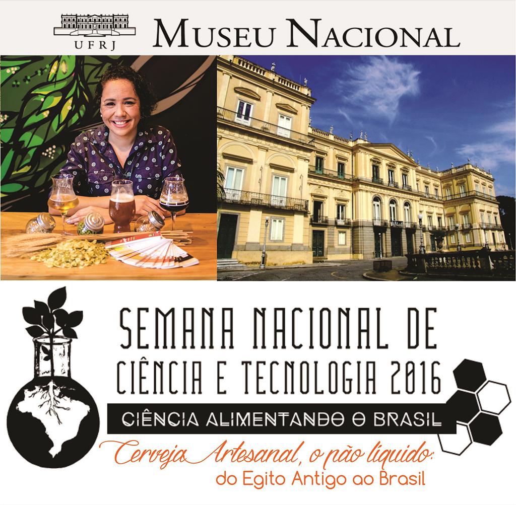 Atividade faz parte da Semana Nacional de Ciência e Tecnologia 2016 (Foto: Divulgação)