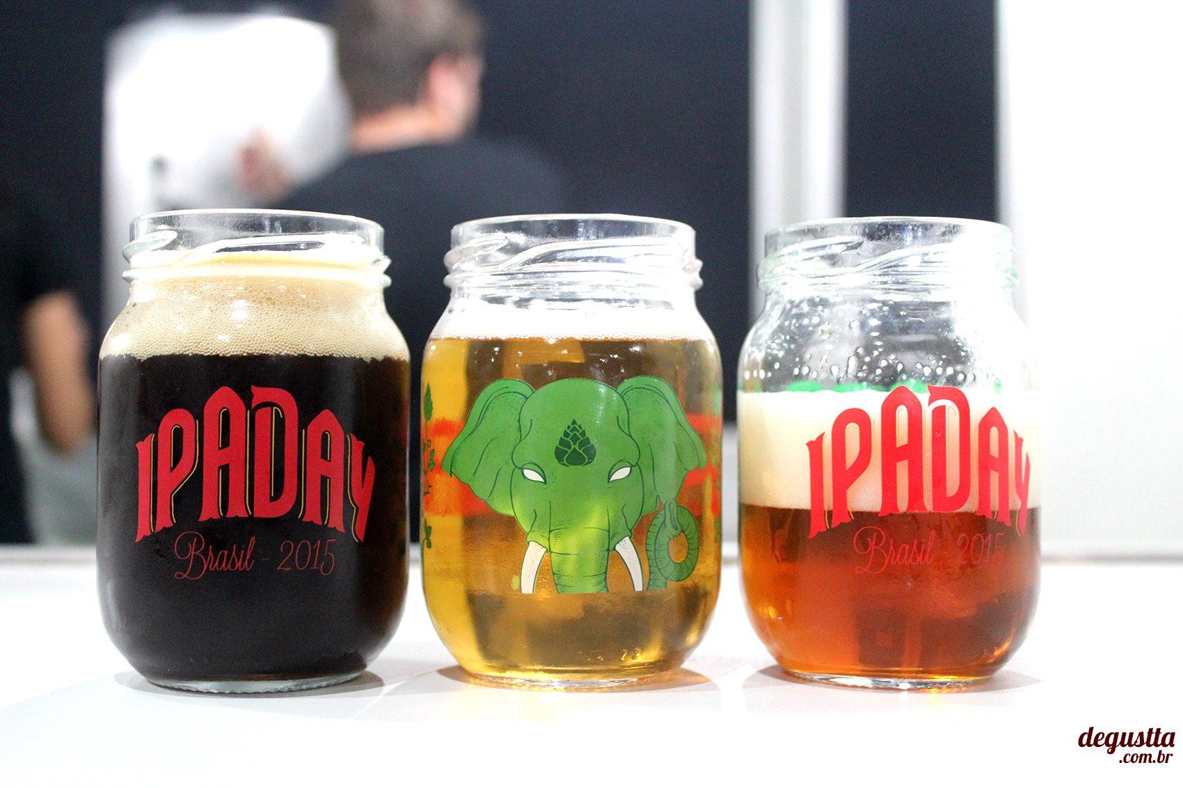 Durante as oito horas de evento, os participantes poderão consumir 6 mil litros de cerveja com variações no estilo India Pale Ale, de seis estados do Brasil e do Exterior (Foto: Divulgação)