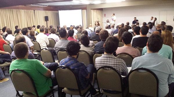 Imagem do 2º Seminário de Gestão para Microcervejarias Artesanais, realizado em novembro de 2015 (Foto: Divulgação)