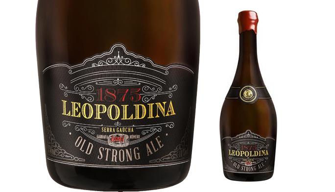 A Leopoldina Old Strong Ale é uma criação de uma cervejaria fundada por uma família com tradição vinícola na serra gaúcha (Foto: Divulgação)