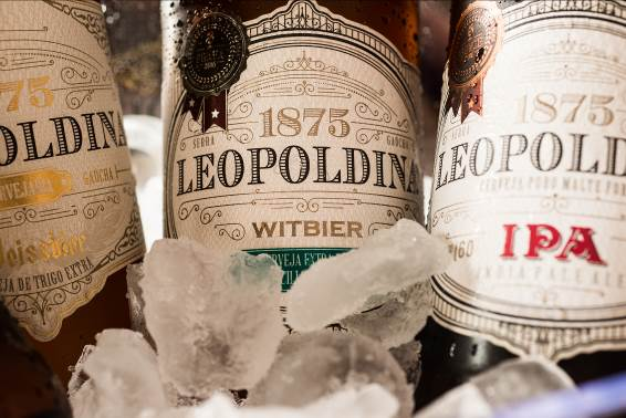 Evento é uma oportunidade de degustar todas as opções da Cervejaria Leopoldina, que incluem Old Strong Ale, IPA, Pilsner, Witbier e Weissbier (Foto: Divulgação)