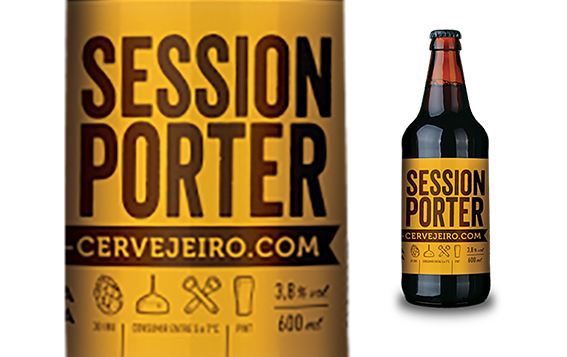 Cerveja foi criada em 2014, em comemoração aos 10 anos da rede (Foto: Divulgação)