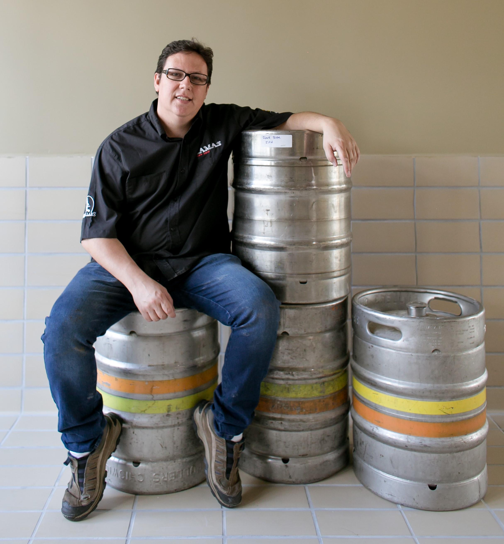 O curso será ministrado pelo cervejeiro José Bento Valias Vargas, sócio do Lamas Brew Shop e ex-diretor da Acerva Mineira (Foto: Divulgação)
