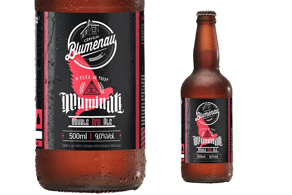 Com o nome de Illuminati, um grupo troca informações na internet sobre a produção de cerveja (Foto: Divulgação)