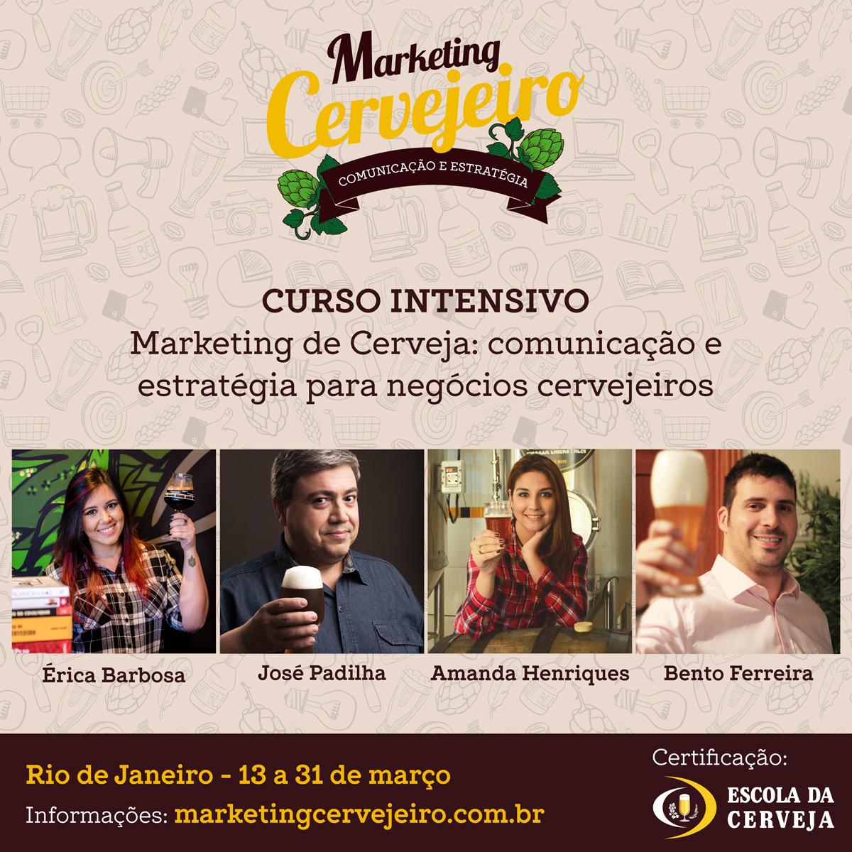 Aulas são conduzidas por Érica Barbosa, José Padilha (ao alto), Amanda Henriques e Vinícius (Bento) Ferreira (Fotos: Divulgação)