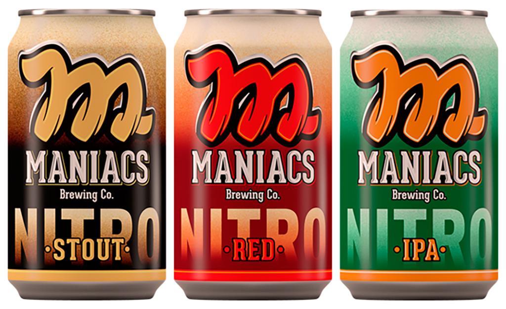 Confira na matéria as características das cervejas da linha Nitro (Foto: Divulgação)