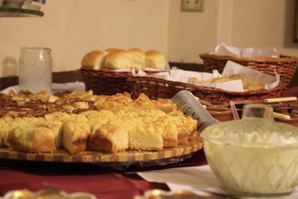 A escolha da melhor cuca é uma das tradições da festa em Petrópolis (Foto: Divulgação)