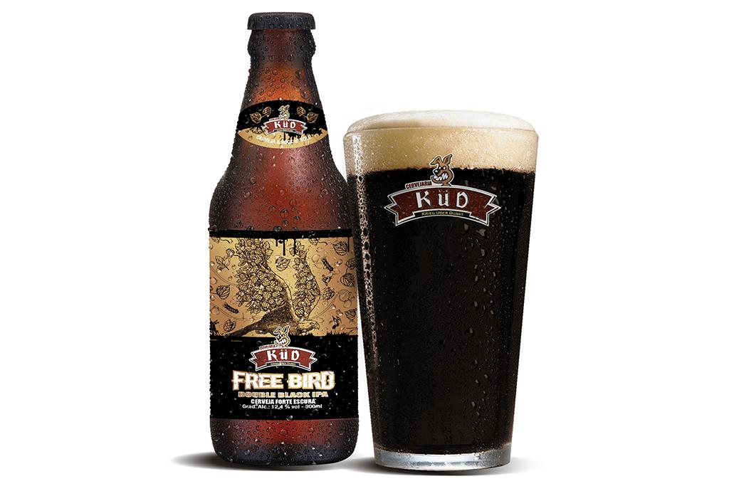 A Free Bird é uma releitura de uma cerveja da marca (Foto: Divulgação)