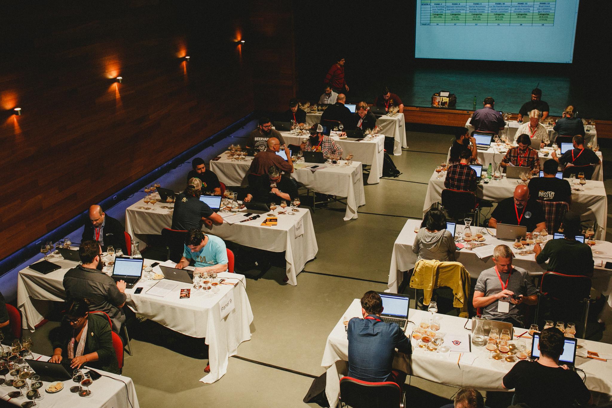 Competição, com avaliação por jurados internacionais, se realiza em Santiago do Chile (Foto: Divulgação)
