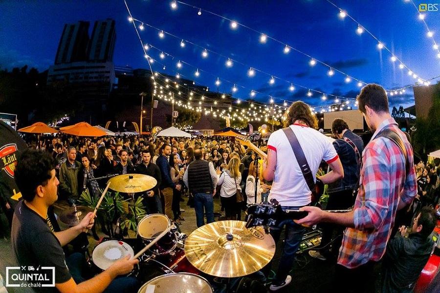 Evento em Belo Horizonte combina atrações musicais, cerveja artesanal e outras atrações (Foto: Divulgação)