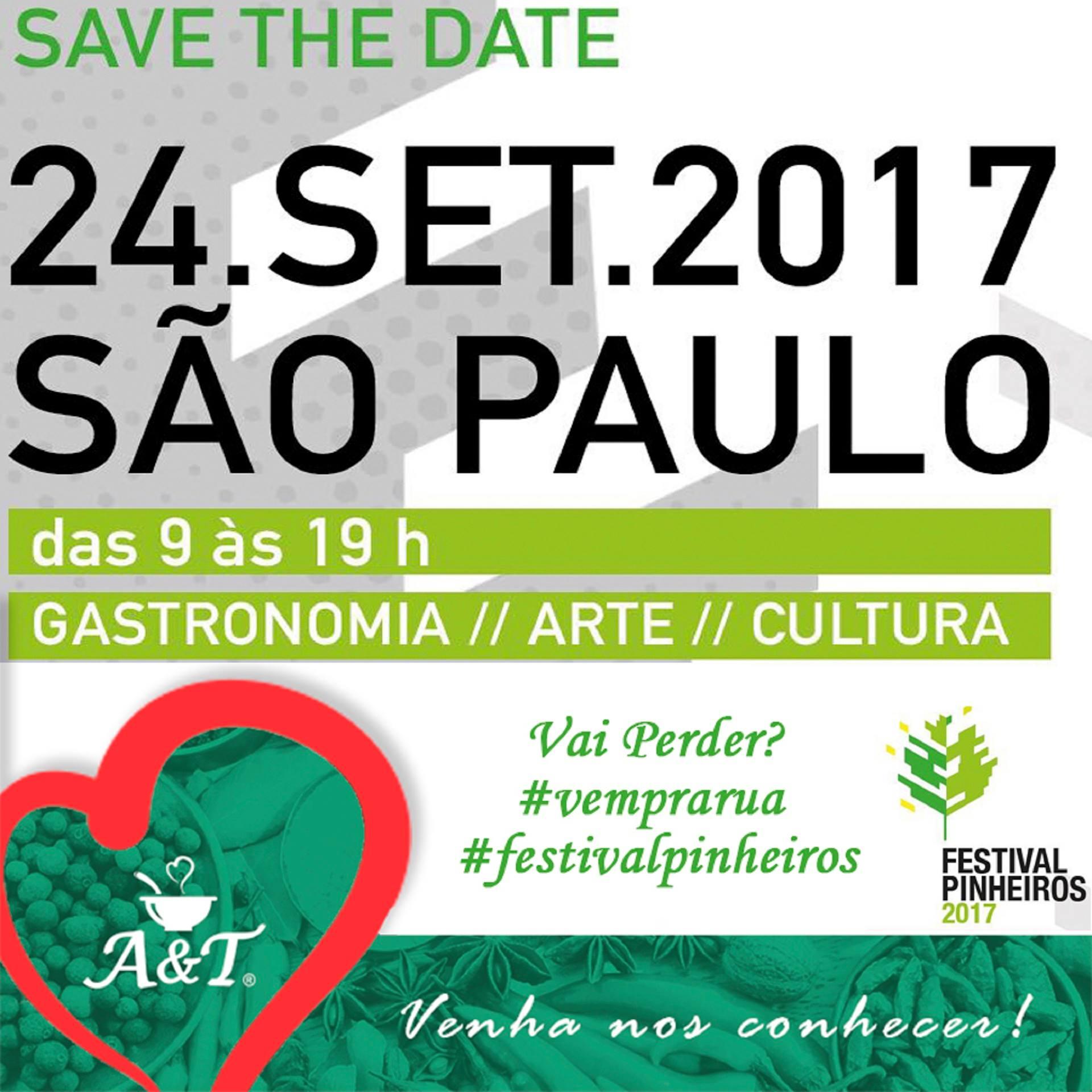 Festival Pinheiros