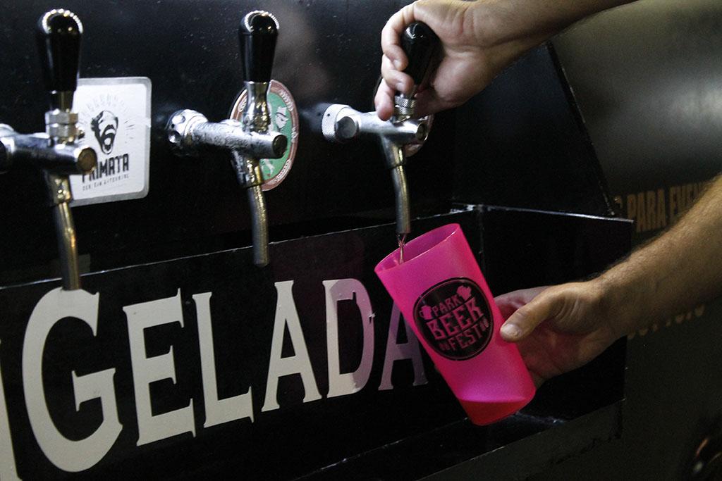 Cerveja artesanal é a atração do evento (Foto: Karina de Godoy/Divulgação)