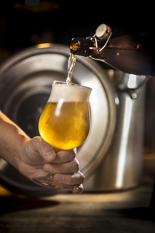 Cervejarias ganham espaço para se apresentar ao mercado e destacar os seus produtos (Foto: Ricardo Jaeger/Beer Art)