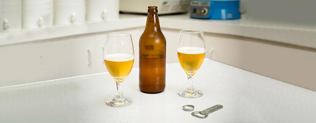 Leveduras brasileiras selecionadas são resistentes às condições estressantes da fermentação, sendo aptas para a elaboração de cervejas com maiores teores alcoólicos (Foto: Gerhard Waller/Divulgação)