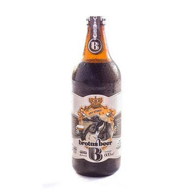 Brotas Beer Dry Stout