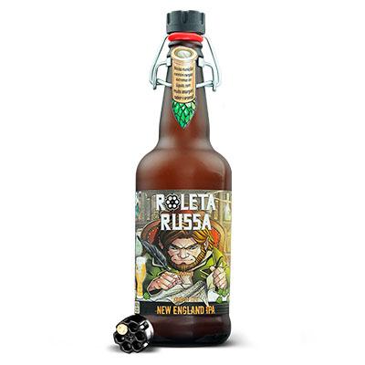 Roleta Russa New England IPA