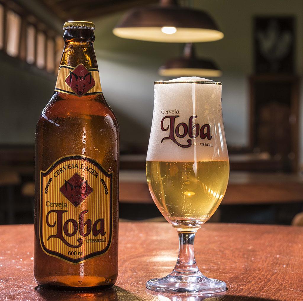 Cerveja Loba émineira de Santana dos Montes (Foto: Divulgação)