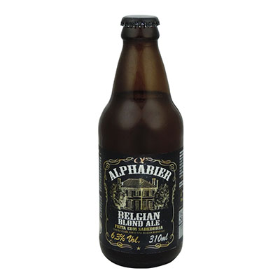 Alphabier Belgian Blond Ale