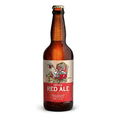 Lohn Bier Vintage Red Ale