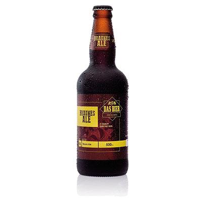 Das Bier Braunes Ale