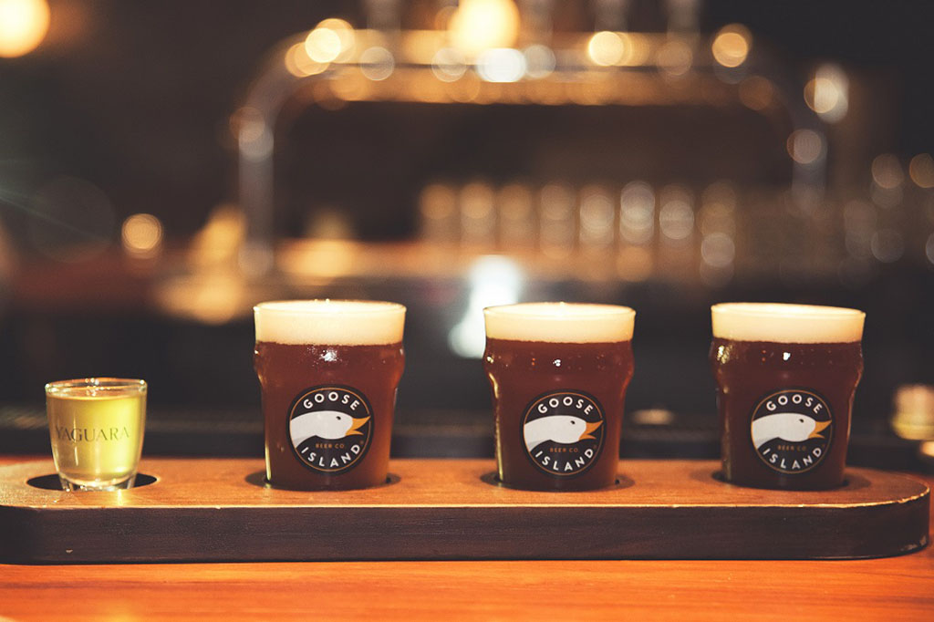 Régua oferece uma Yaguara Ouro e três tipos de cervejas envelhecidas em barril de cachaça (Foto: Divulgação)