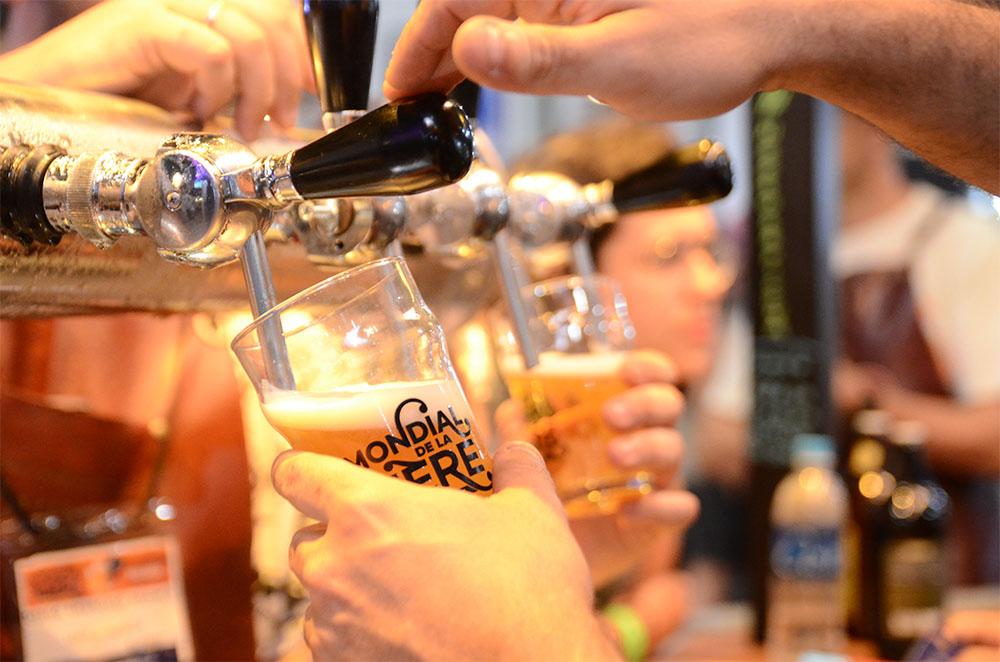 Desde 2018, o Mondial de La Bière tem duas edições no Brasil (Foto: Divulgação)