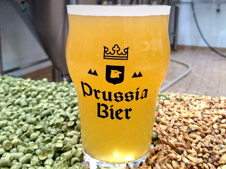 Nova receita da Pússia Bier é uma guinada na linha da cervejaria mineira (Foto: Divulgação)