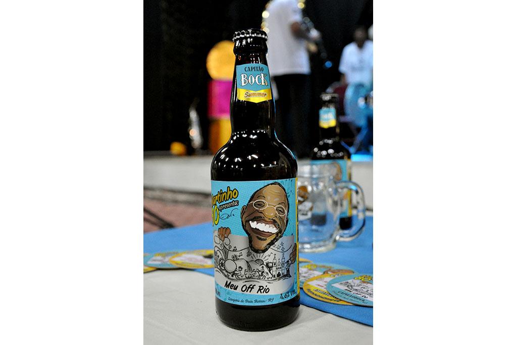 O nome da cerveja é uma referência a uma música de Martinho da Vila que lembra a sua cidade natal (Foto: Divulgação)